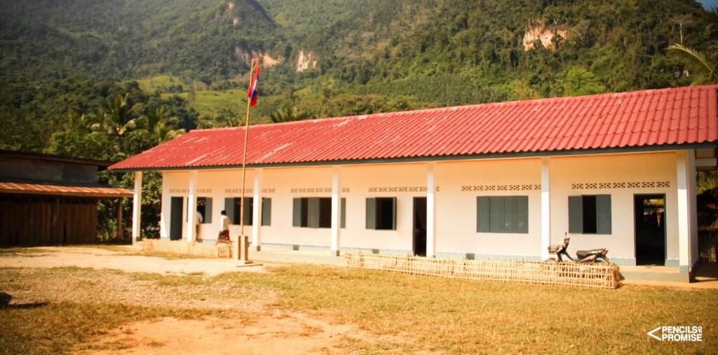 Pencils of Promise Schule in Laos